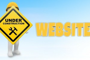 Operating While Undergoing Website Maintenance