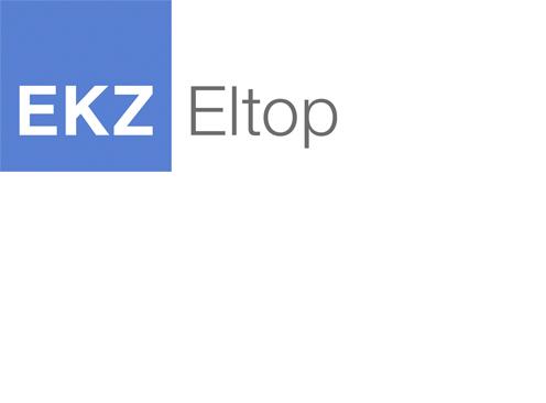 CO-HAUPTSPONSOR EKZ Eltop