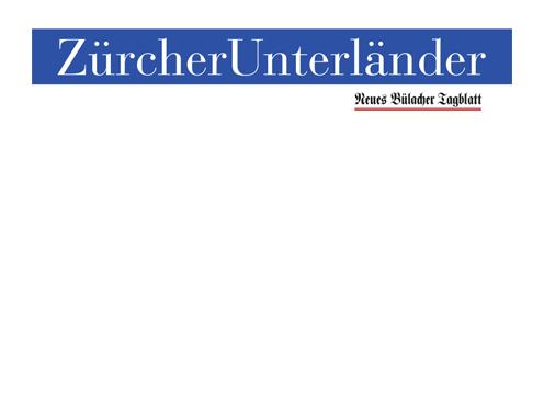 Hauptsponsor Zürcher Unterländer
