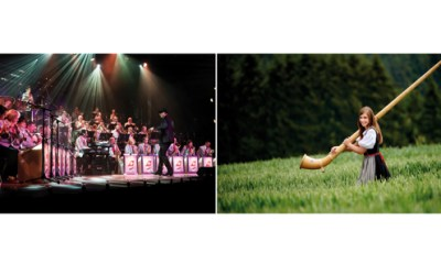 Musikalisches Highlight – Swiss Band & Lisa Stoll !
