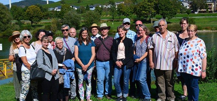 Vereinsausflug des Bickenbacher Gewerbevereins