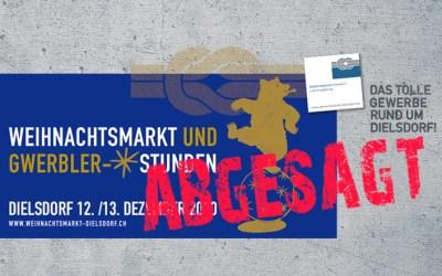 Weihnachtsmarkt Dielsdorf 2020 leider abgesagt!