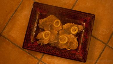 Karbonade in witbier
