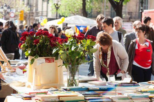 Önemli Barcelona festivallerinden Sant Jordi