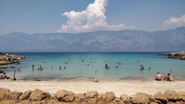 Kleopatra Plajı - Sedir Adası