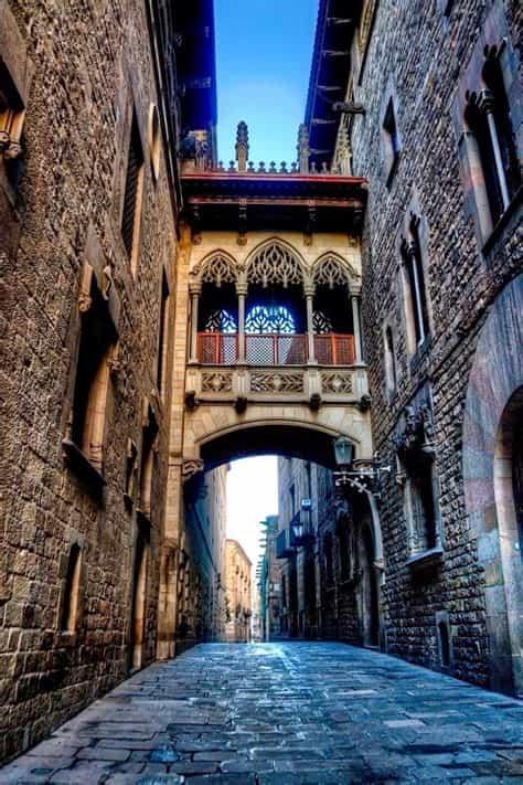 El Pont del Bisbe Barcelona