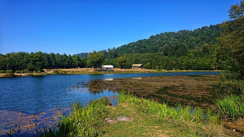 Çamlıca Göleti