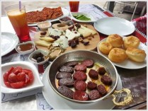 Marmelat Pera Cafe Nişantaşı kahvaltı