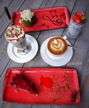 Cafe Barbera tatlıları