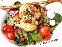 Beyaz Fırın Etiler salata