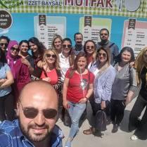 3. İzzet Baysal Uluslararası Mutfak Günleri hatırası