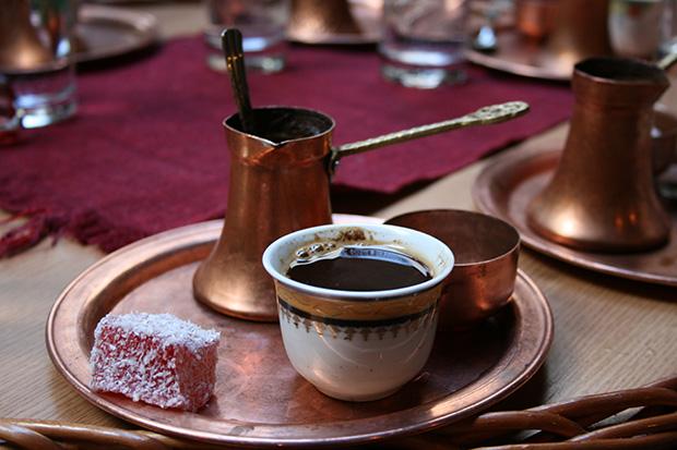 Saraybosna Gezi Notları - Şekersiz Boşnak Kahvesiyle Lokum