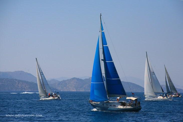 Marmaris Loryma Cup yarışından