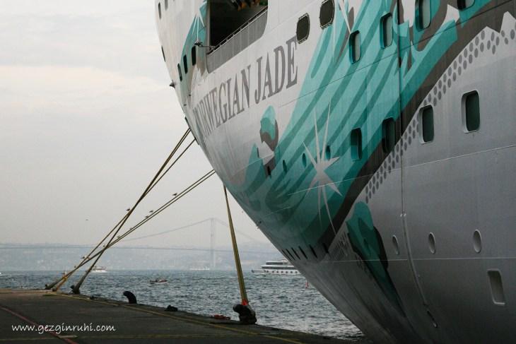 Cruise Gemisi - Norwegian Jade