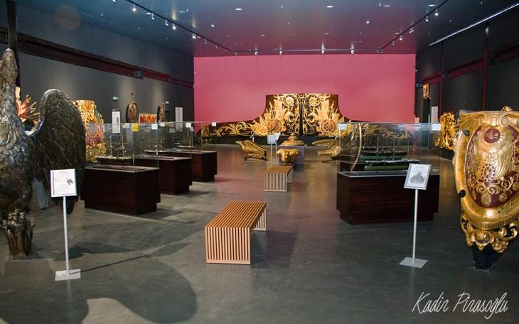 İstanbul Deniz Müzesi - Barbaros Salonu