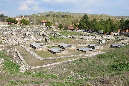 alacahöyük kazıları ile ilgili görsel sonucu