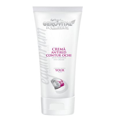 anti-wrinkle eye cream Gerovital Equilibrium
