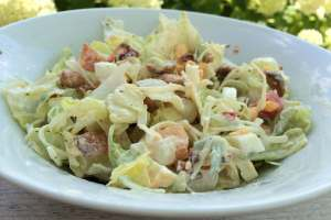 Hollandse noten/rauwkost salade