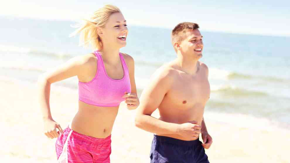 Hardlopen gezond?