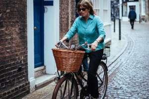 Pak wat vaker de fiets!