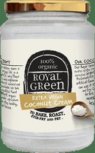 Gezonde kokosolie