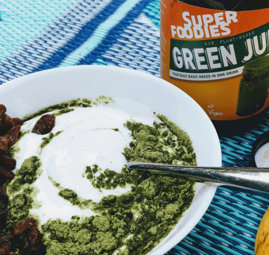 Green Juice ervaring Super Foodies