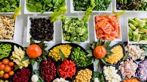 10 x zomerse salades