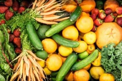 Afvallen en voeding, gezonde voeding.