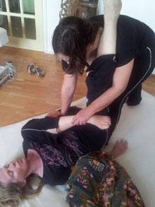 Traditionele Thai Massage