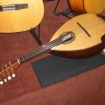 Mandoline von Urs Langenbacher