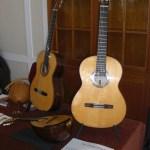 Gitarren und Mandolinen von Urs Langenbacher