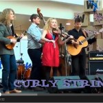 Curly Strings live in Tallin