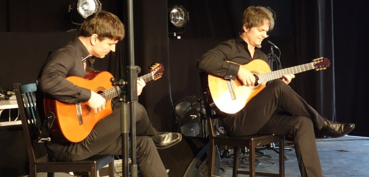 ZMF Freiburg Zelt Musik Festival Katona Twins