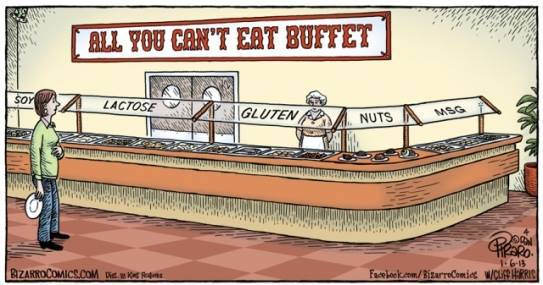 All You Cant eat buffet