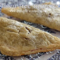gluten free turnovers!