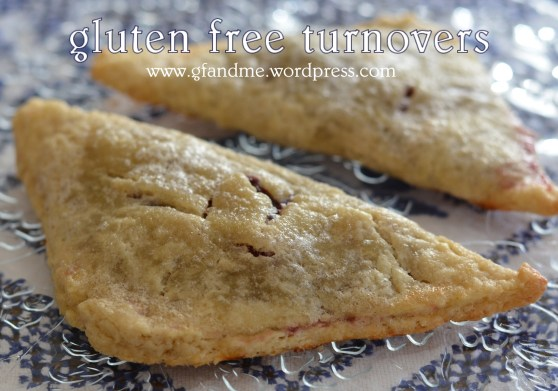 gluten free turnovers