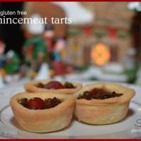 gluten free mincemeat tarts