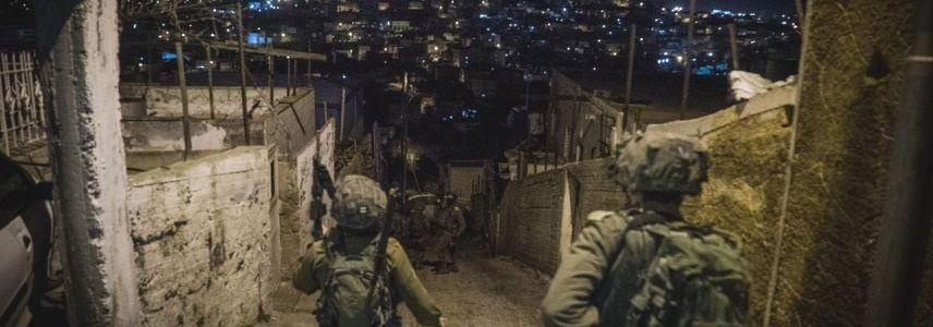At least 24 East Jerusalem residents arrested for alleged terror activities