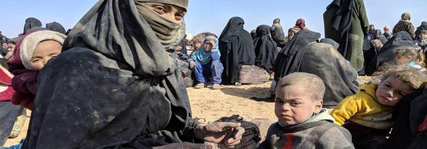 Belgium authorities to repatriate children of ISIS but leave mothers in Syria