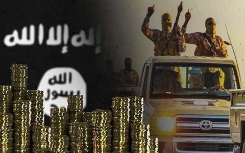 LLL - GFATF - The Islamic State one of the world's richest terrorist organization