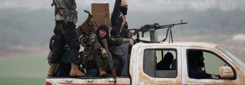 Al-Qaeda terrorist group increases control over Syria's Idlib Province