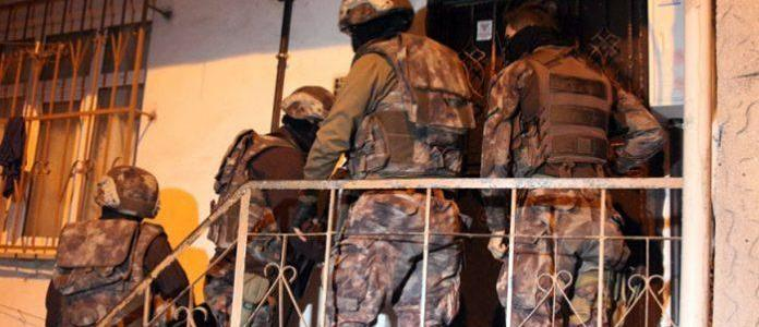 18 ISIS suspects detained in simultaneous police raids in İstanbul