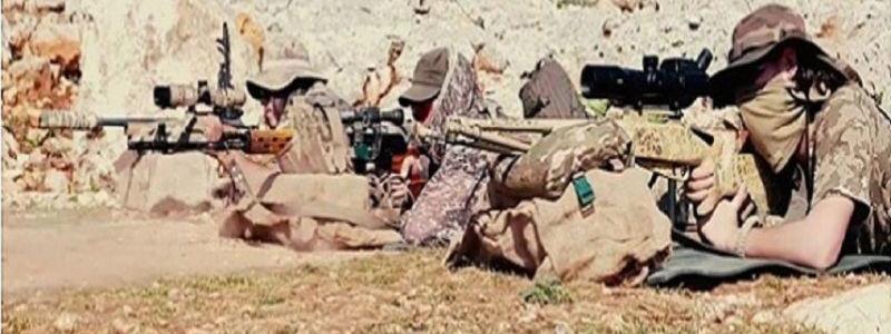 Albanian sniper group joined the Hayat Tahrir al-Cham terrorist group