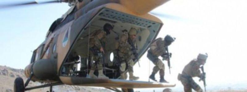 At least 15 ISIS terrorists perished by the Afghan Special Forces