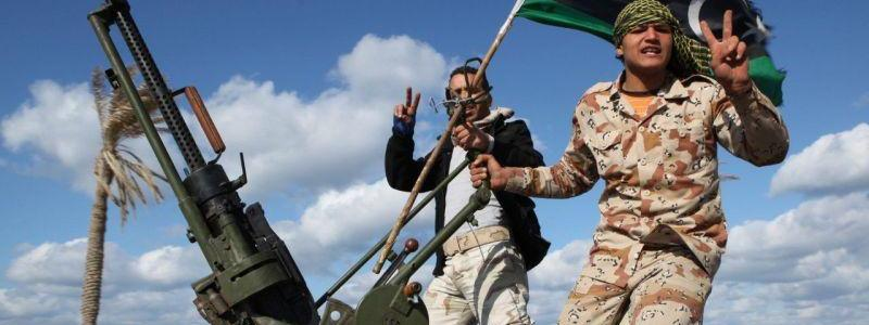 At least four killed and three wounded in clashes between the militias in Libya's southwest
