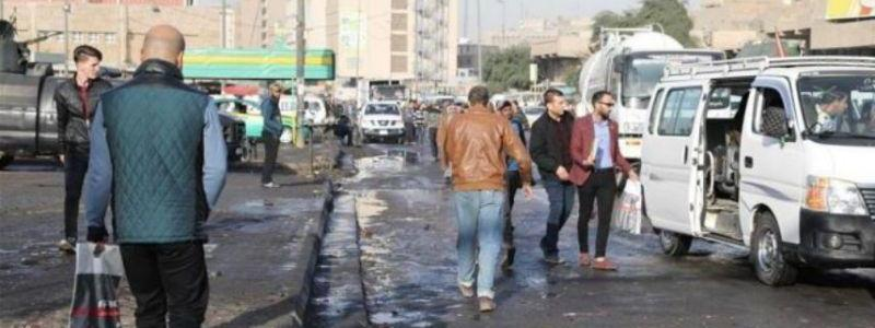 Bomb left by Islamic State terrorists in Anbar killed one civilian and wounded two others