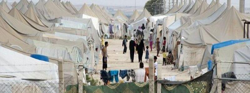 British ISIS family including grandmother captured hiding among refugees in Syria