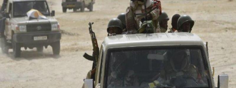 Four civilians killed in a terrorist attack in Niger