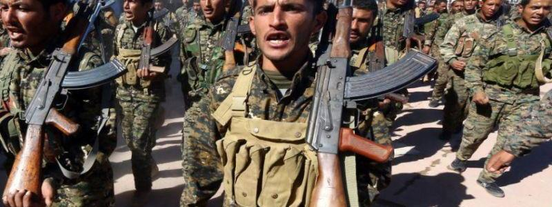 ISIS counterattacks in Syria threaten Iraq and U.S. partners