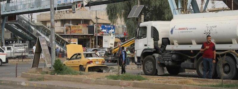 ISIS roadside bomb killed two Iraqi troops in northern Iraq